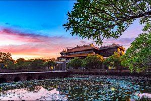 Tour city Huế