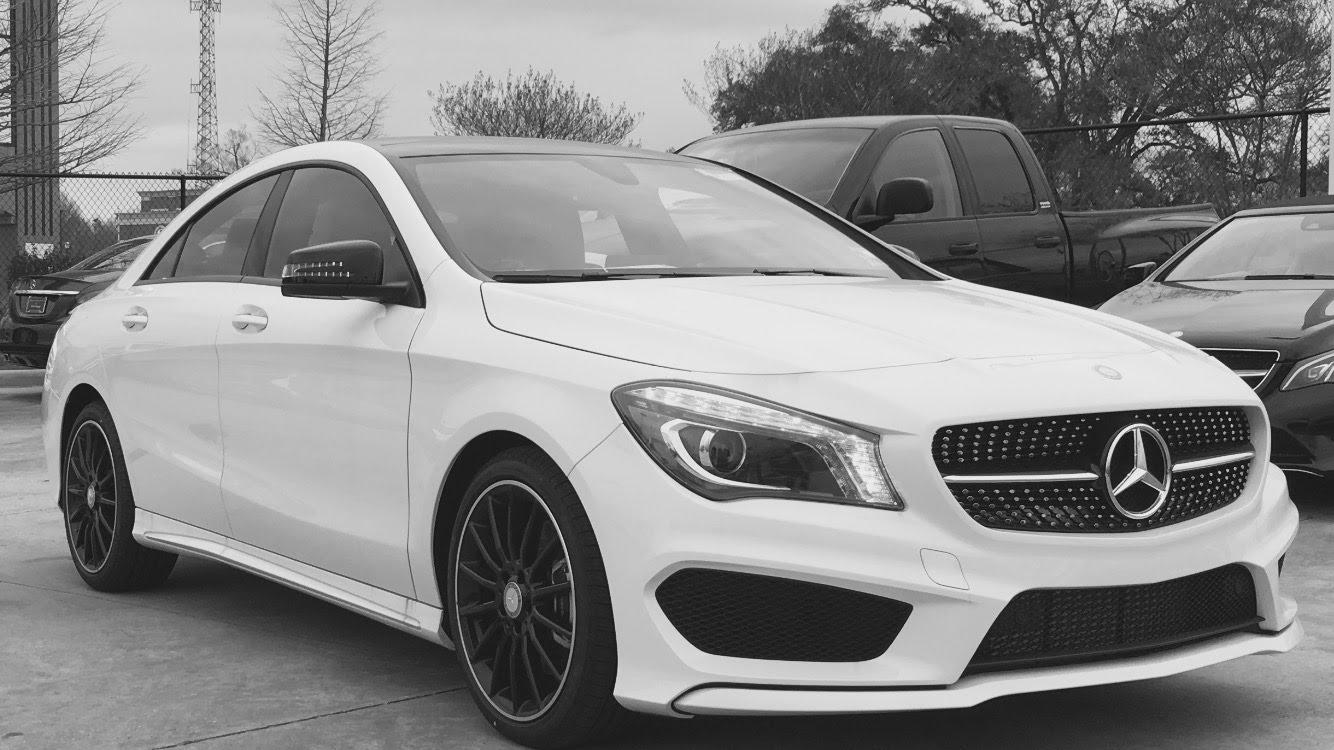 Mercedes C300 2017