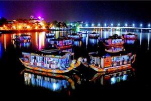 Vé nghe ca Huế trên sông Hương